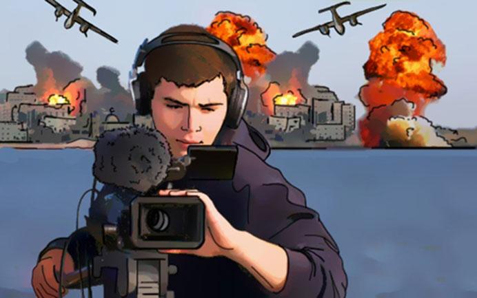 غزّة والحصار الإعلامي