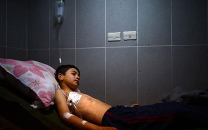 """في ريف حلب يدفع النظام أجور الأطباء في مشافٍ يديرها """"داعش"""""""