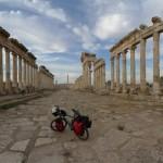 سوريا على الدرّاجة الهوائية