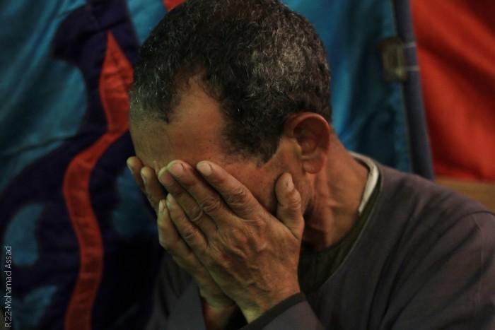 المصريون يحتفلون في ذكرى مولد الحسين - حزن مصري