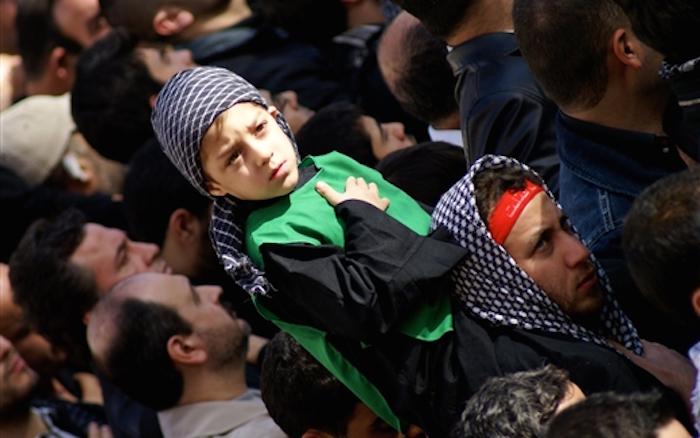 العرب والإيرانيون - الشيعة