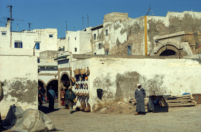 معابد الدار البيضاء