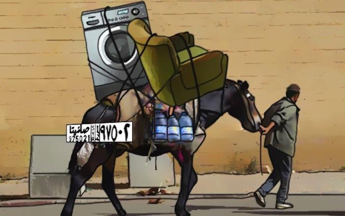 """""""تجارات"""" رائجة في ظل الأزمة السورية"""
