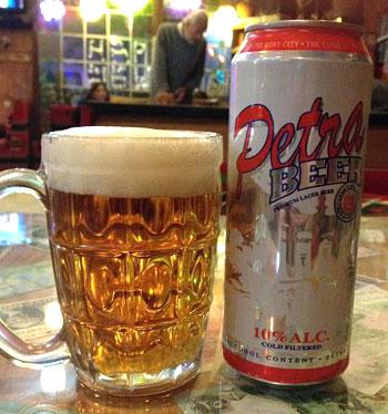 بيرة بترا الأردنية
