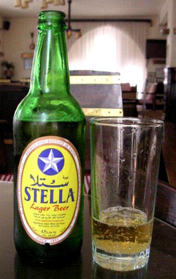 بيرة ستيلا المصرية