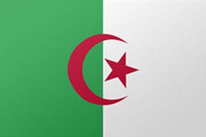 اعلام الدول العربية - علم الجزائر