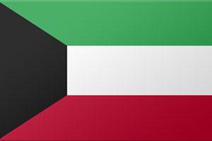 اعلام الدول العربية - علم الكويت