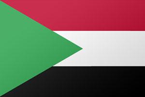 اعلام الدول العربية - علم السودان