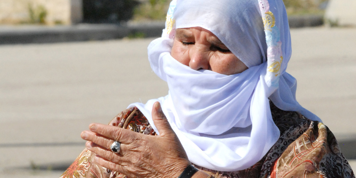 التناويح الفلسطينية، الرثاء الجميل