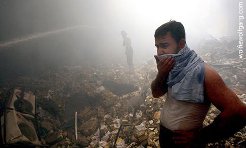 شارع المتنبي في بغداد - تفجير الشارع