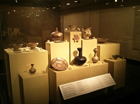متحف الشارقة أول متحف حضارة اسلامية