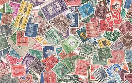 جانب من تاريخ طوابع البريد العربية