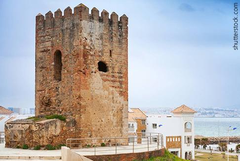 أماكن يجب زيارتها في طنجة - أبرز الأماكن التي يجب زيارتها في طنجة - قصبة طنجة