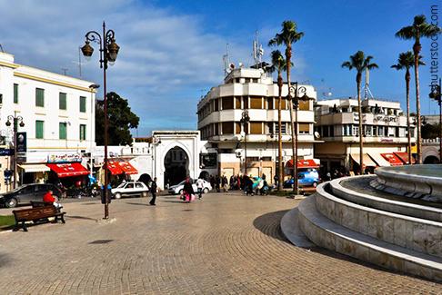 أماكن يجب زيارتها في طنجة - أبرز الأماكن التي يجب زيارتها في طنجة - السوق الكبير
