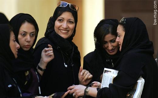 سيّدات الأعمال ركيزة في الاقتصاد الخليجي