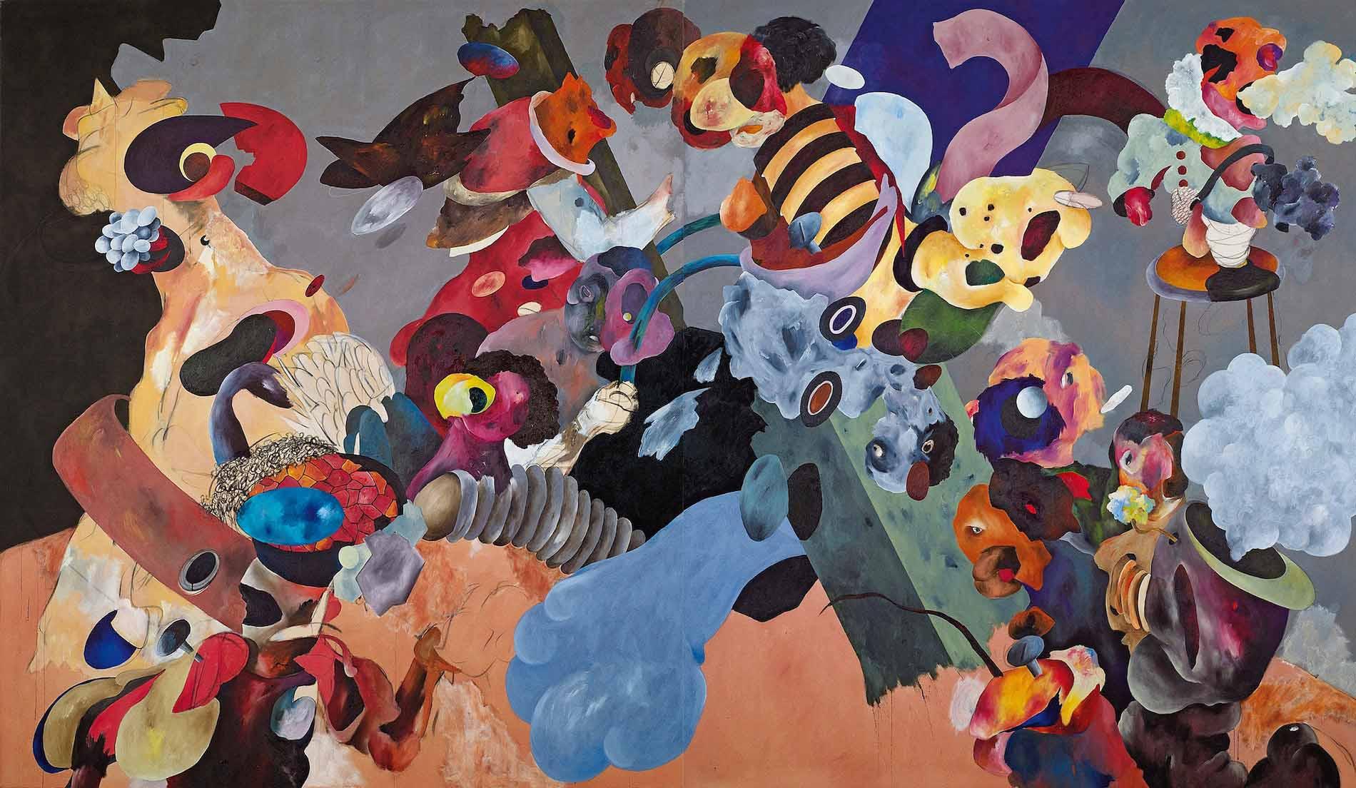أغلى الأعمال الفنية للفنانين العرب - أحمد السوداني