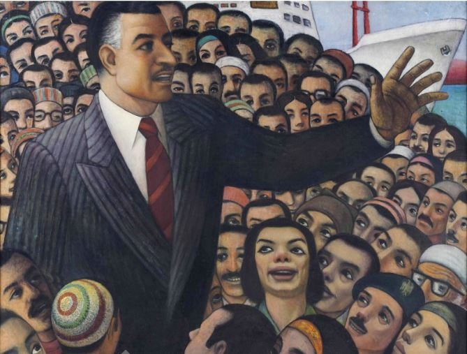 أغلى الأعمال الفنية للفنانين العرب - حامد عويس