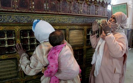 المغرب والإيمان بالقدرات العجائبية للأضرحة