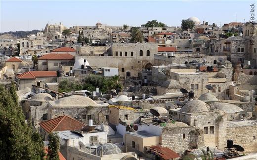 لا تستطيعون زيارة القدس، رصيف22 تجلبها إليكم. جولة في مدينة القدس - صورة 1