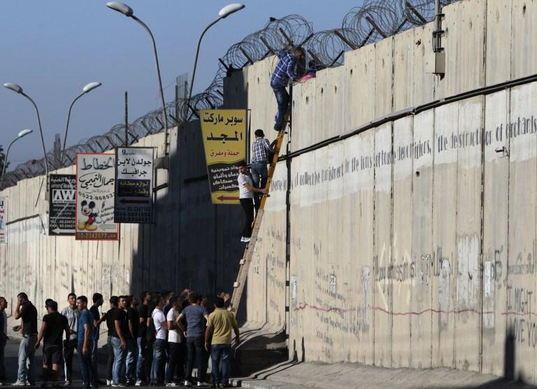 جداران فاصلة في العالم العربي - جدران تمزق العالم العربي اليوم - جدار إسرائيل وغزة