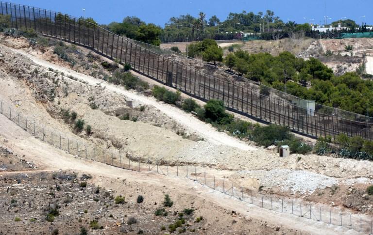 جداران فاصلة في العالم العربي - جدران تمزق العالم العربي اليوم - جدار ميليلية