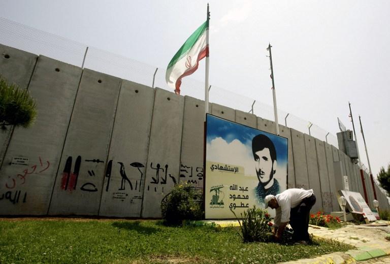 جداران فاصلة في العالم العربي - جدران تمزق العالم العربي اليوم - جدار إسرائيل ولبنان
