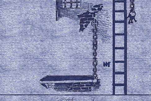 التعذيب في السجون العربية - أشهر وسائل التعذيب في السجون العربية - الغرفة والمفتاح