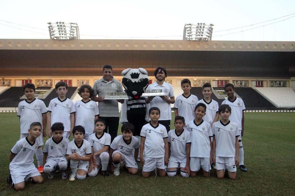 أبرز أكاديميات كرة القدم في العالم العربي - أكاديمية نادي السد