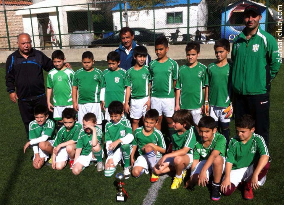 أبرز أكاديميات كرة القدم في العالم العربي - نادي الأنصار اللبناني