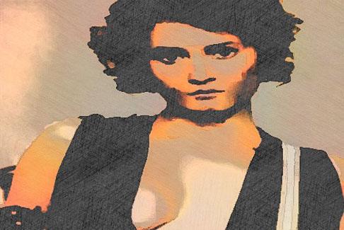 التعري في العالم العربي - أشهر المتعريات العربيات - نادية بوستة