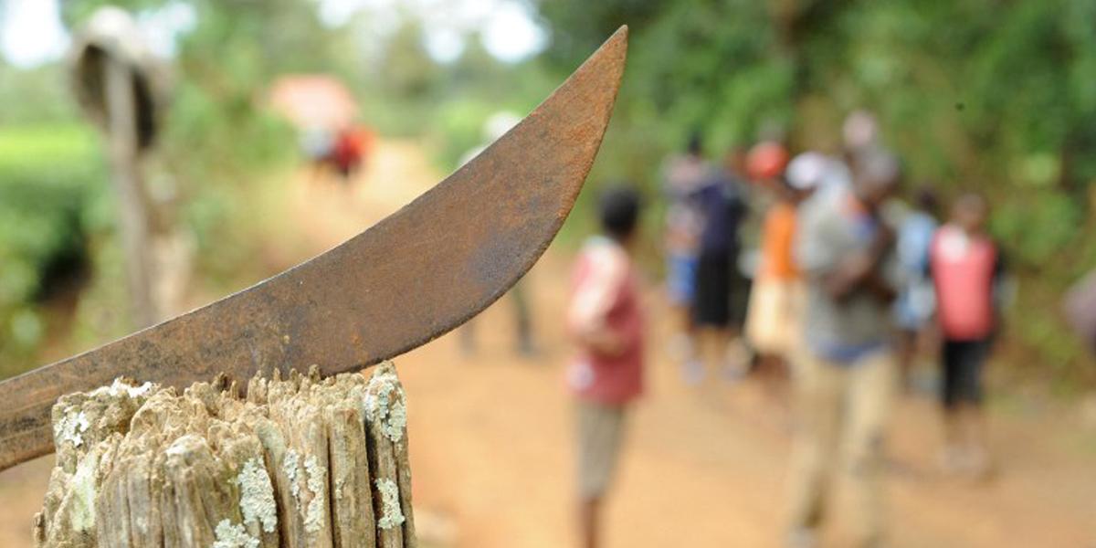 عن الذبح وقطع الرؤوس في الإسلام