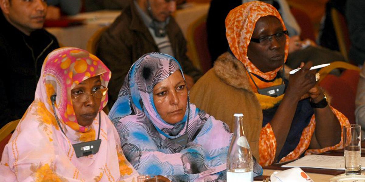 المرأة الموريتانية: معركة تحقيق الذات