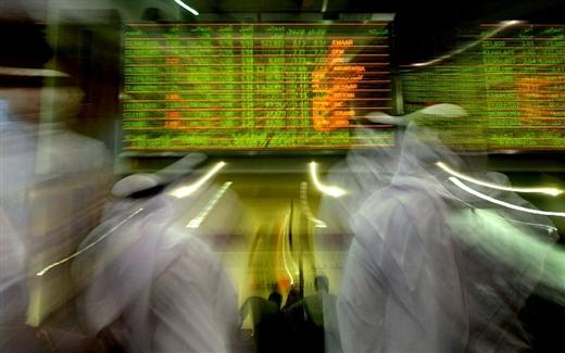 النفط يغدر بأسواق المال الخليجية