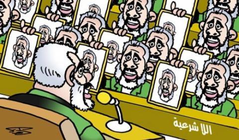 ابرز رسامي الكاريكاتير العرب - بخاري