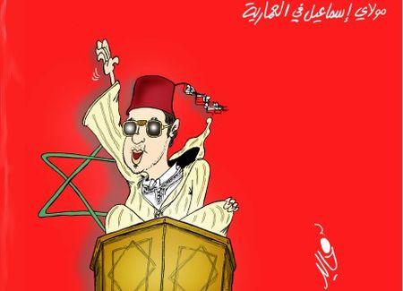 ابرز رسامي الكاريكاتير العرب - قدار