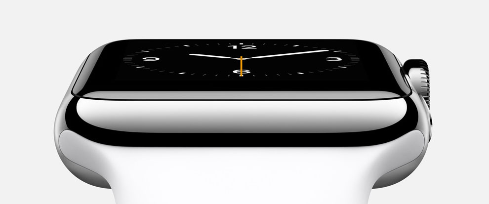أجهزة ذكية يمكن ارتداؤها - الساعة الذكية