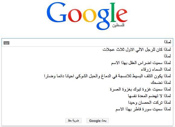 عن ماذا يسأل العرب محرك البحث Google؟ 5 1/2/2015 - 1:35 ص