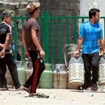 لا قوارير غاز في مطابخ العراق
