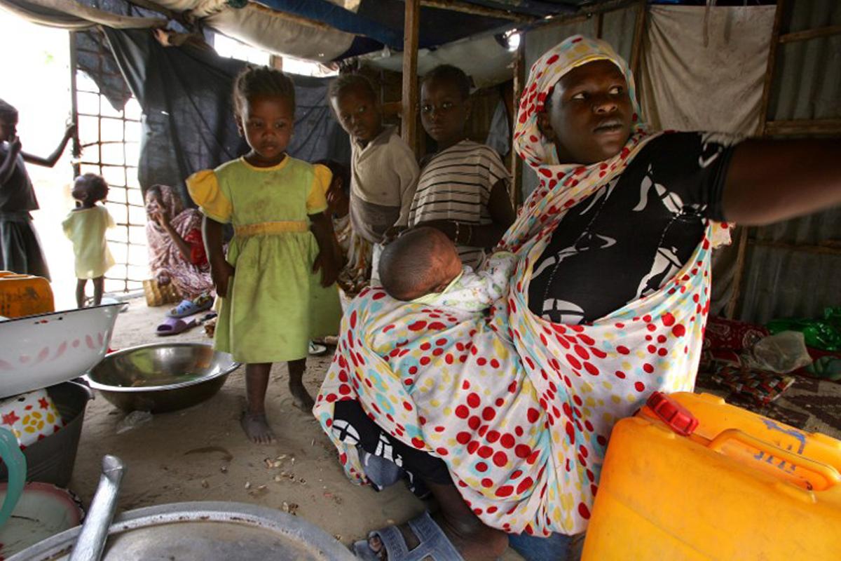 صراع الأسياد والعبيد على الأرض الزراعية في موريتانيا