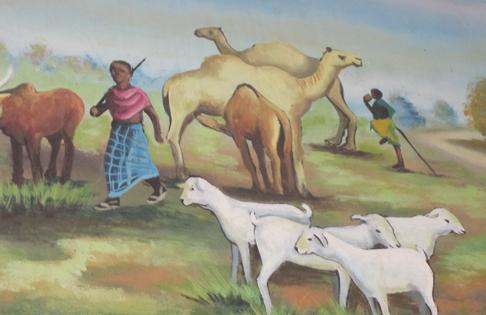 الفن التشكيلي في الصومال - عودة الفن التشكيلي إلى الصومال