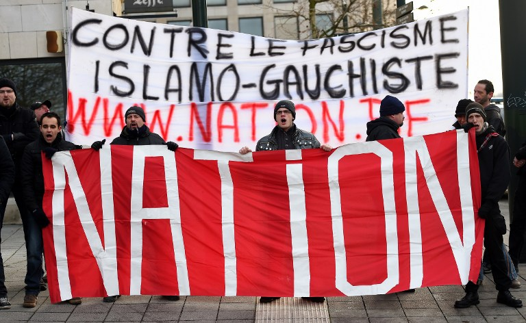 اليمين الأوروبي المتطرف في فرنسا