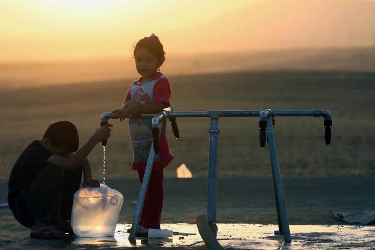 المياه في المنطقة العربية بالأرقام