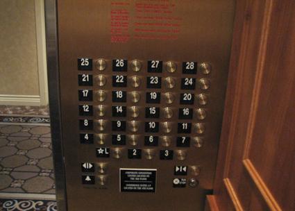 حيل تسهل الحياة اليومية - افكار تسهل الحياة اليومية - المصعد