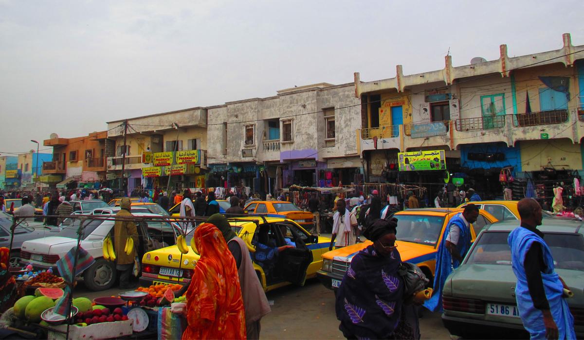شارع السحرة في موريتانيا: بيع الوهم