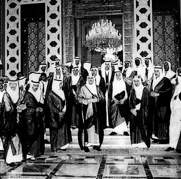 ارقام السعودية القياسية - السعودية في موسوعة غينيس - أكبر عائلة ملكية