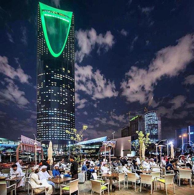 ارقام السعودية القياسية - السعودية في موسوعة غينيس - اكبر مقهى