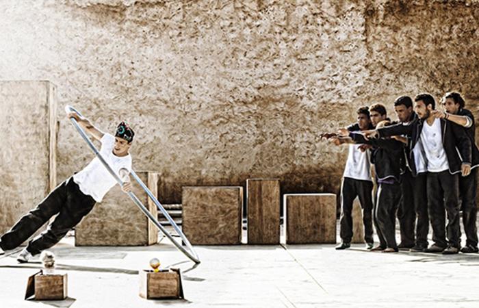 شمسي: مدرسة سيرك للأطفال المهمشين في المغرب