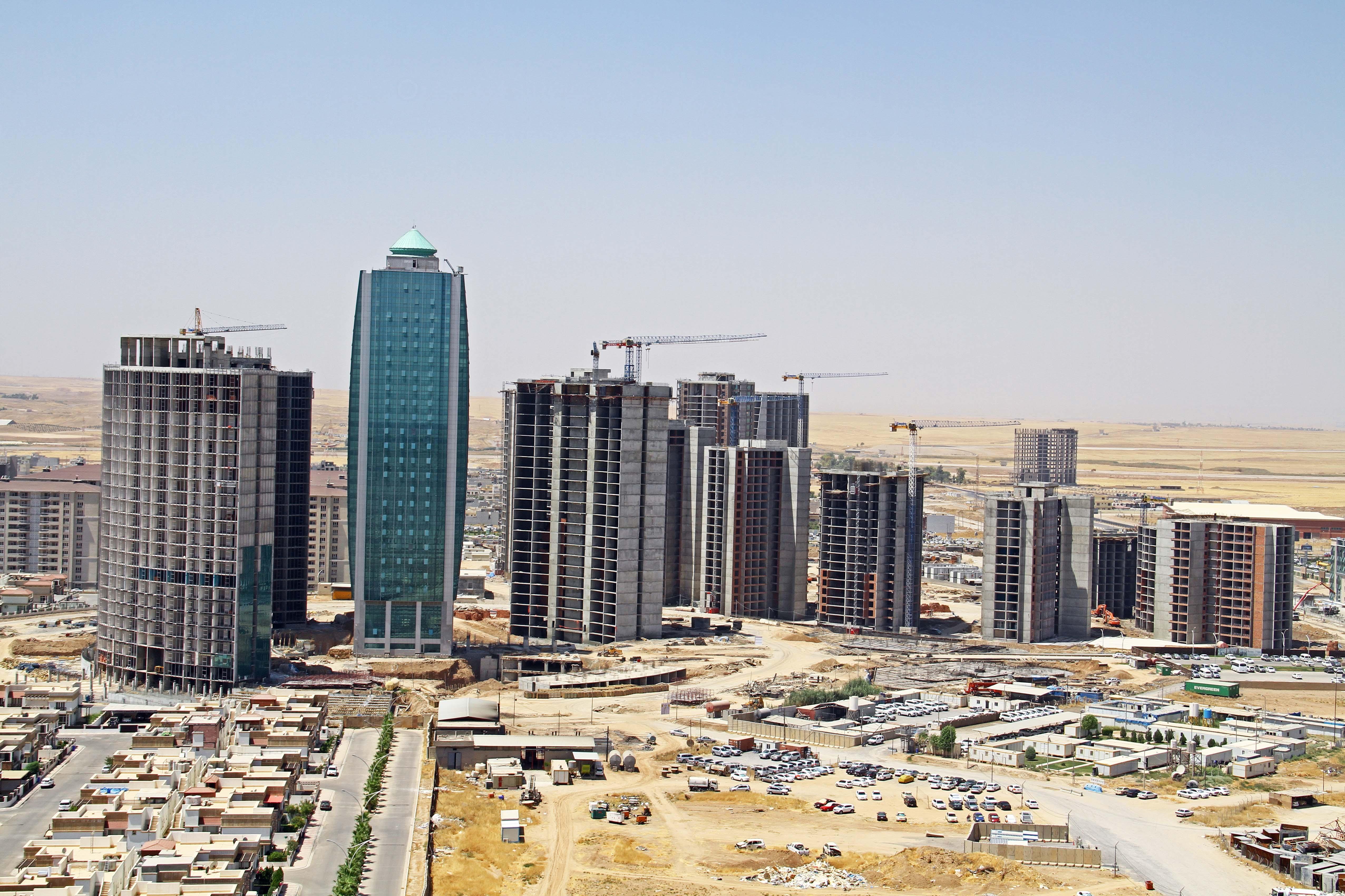 مدينة أربيل العراقية - صورة 1