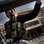 مقارنة بين أساليب داعش وأساليب الجيش الحر في السيطرة