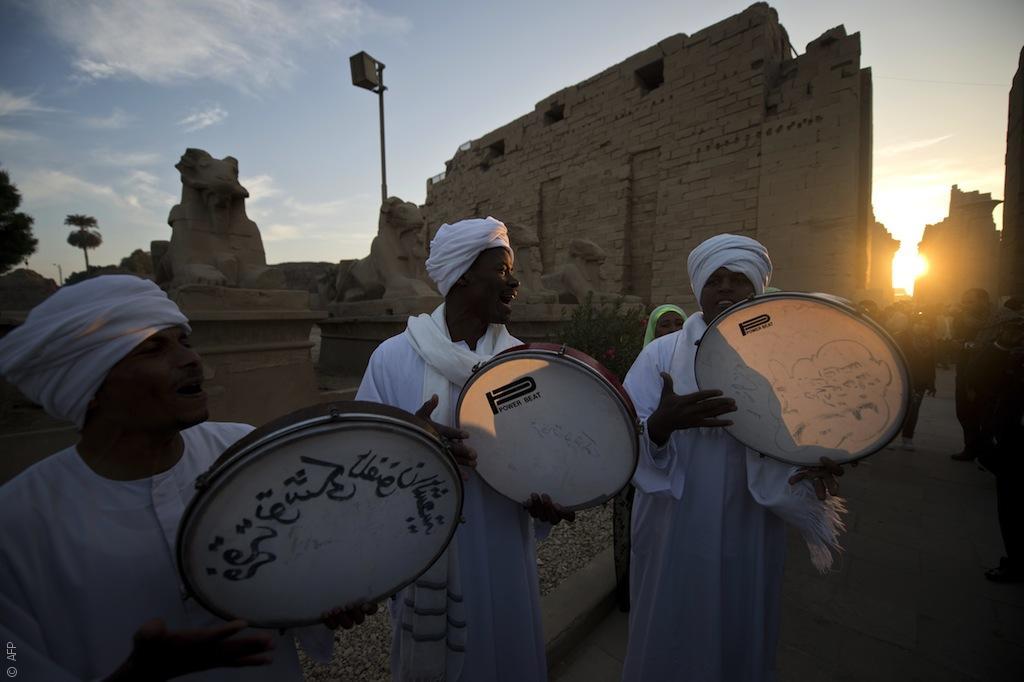 خريطة الغناء الشعبي في مصر